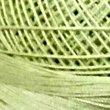 画像2: Lizbeth(リズベス)レース糸 単色 Size10 Col.683  【Leaf Green Lt】 (2)