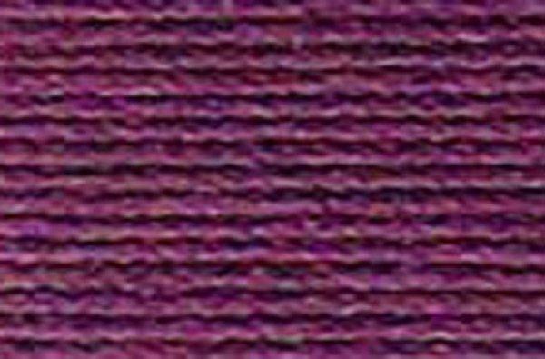 画像1: Lizbeth(リズベス)レース糸 単色 Size40 Col.633  【Purple-Dk】 (1)